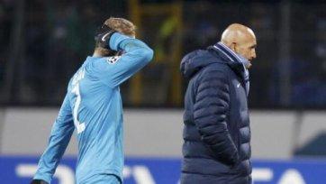 Лучано Спаллетти: «Нам совсем немного не хватило до победы»
