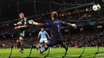 «Манчестер Сити» второй год подряд прощается с Лигой чемпионов
