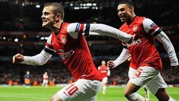 «Арсенал» вслед за «Шальке» шагнул в плей-офф