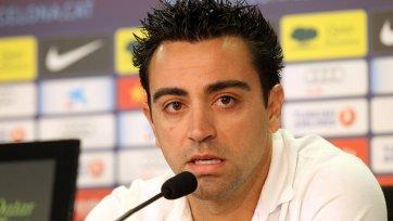 Хави хочет играть за «Барселону» еще много лет