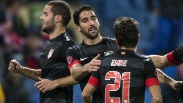 Хладнокровная победа «Атлетико»