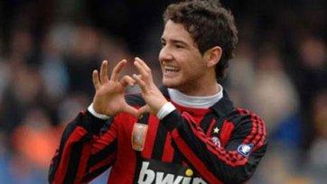 «Милан» не сможет рассчитывать на Пато в матче против «Ювентуса»