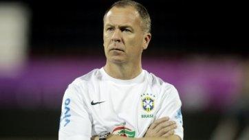 Сборная Бразилии осталась без тренера