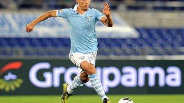 Эрнанес не сможет помочь «Лацио» в ближайшем матче