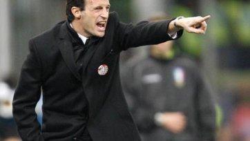 Массимилиано Аллегри: «Лишь от меня зависит, останусь я в «Милане», или нет»