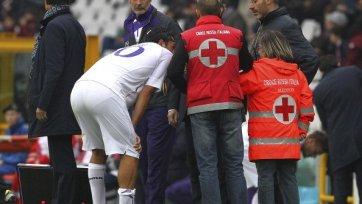 В Италии два футболиста оказались в больнице