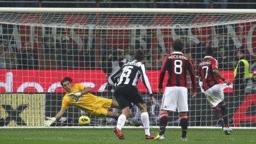 «Милан» повышает интригу в чемпионате