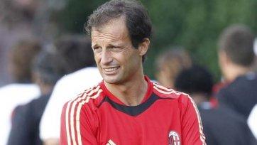 Наставник «Милана» признал, что пенальти не было