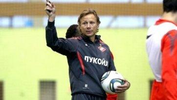 Названо имя нового тренера «Спартака»