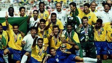 Сборная Бразилии намерена выиграть ЧМ с местным тренером