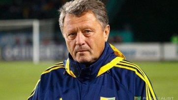 Мирон Маркевич: «Перед матчем о счете не думали»