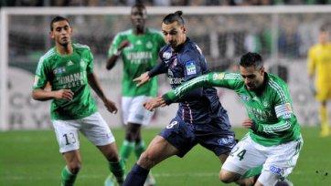 ПСЖ прощается с мечтами о Кубке Франции
