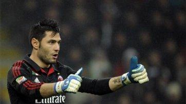 Марко Амелия: «В «Милане» играет лучшая пара вратарей»