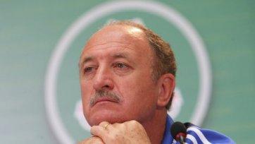Луис Фелипе Сколари новый тренер сборной Бразилии!