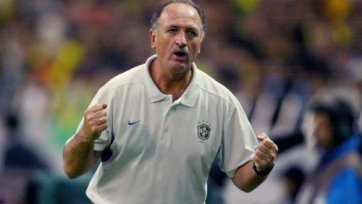 Луис Фелипе Сколари официально стал тренером сборной Бразилии