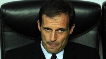 Массимилиано Аллегри: «Уверен, что уже в феврале мы прибавим»