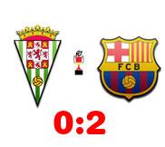 Кордоба – Барселона (0:2) (12.12.2012) Видео Обзор