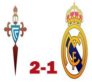 Сельта – Реал Мадрид (2:1) (12.12.2012) Видео Обзор
