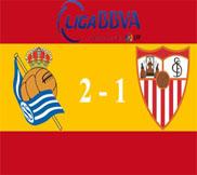 Реал Сосьедад - Севилья (2:1) (21.12.2012) Видео Обзор