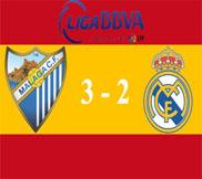 Малага - Реал Мадрид (3:2) (22.12.2012) Видео Обзор