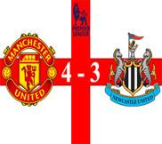 Манчестер Юнайтед - Ньюкасл (4:3) (26.12.2012) Видео Обзор