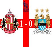 Сандерленд - Манчестер Сити (1:0) (26.12.2012) Видео Обзор