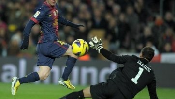 «Барселона» не заметила «басков»