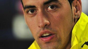 Серхио Бускетс: «Позади лишь половина сезона»