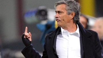 Жозе Моуринью: «Не собираюсь обсуждать свои переговоры с Пересом»