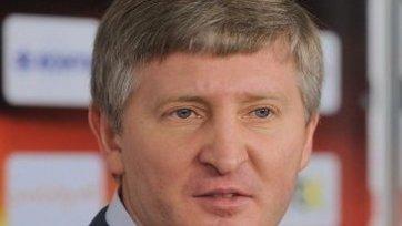 Ринат Ахметов: «Господин Коллина - профессионал»