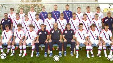 Юношеская сборная России также узнала соперников по ЧЕ-2014