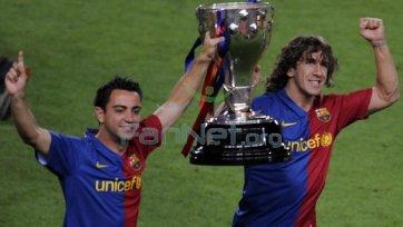 «Барселона» предлагает Пуйолю и Хави пожизненные контракты