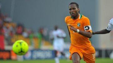 Дидье Дрогба в списке претендентов на звание лучшего игрока Африки
