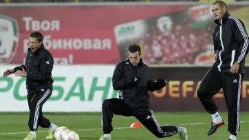 Игроки «Партизана» могут не выйти на игру против «Рубина»