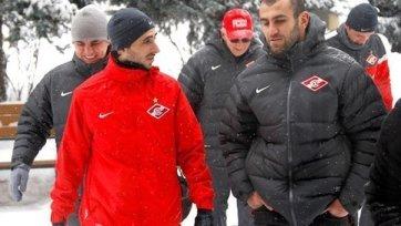 Юра Мовсисян был представлен команде!