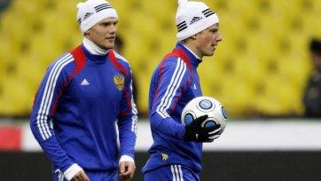 «Арсенал» может обменять Аршавина на Денисова?