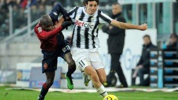 «Ювентус» ждет «Милан» в четвертьфинале кубка