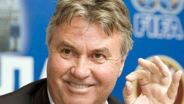 Гус Хиддинк: «Добиться успеха организаторам чемпионата СНГ, будет сложно»