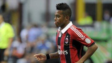«Милан» не будет продавать Робиньо