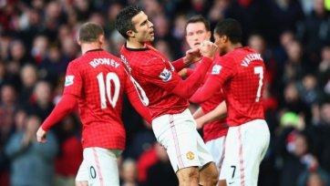 «Манчестер Юнайтед» продолжает победное шествие