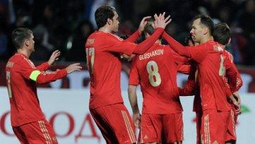 Сборная России может сыграть с Исландией