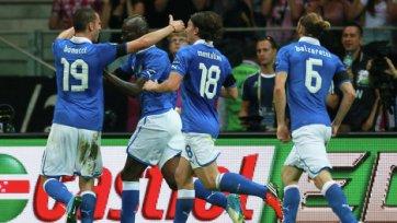 Италия договорилась с Бразилией о товарищеском матче