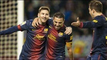 «Барселона» не устает побеждать