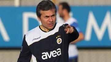 «Фенербахче» после вчерашнего поражения остался без тренера