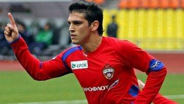 Марк Гонсалес может завершить карьеру, но останется в ЦСКА