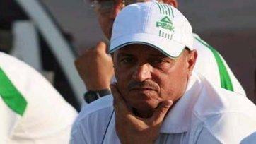 У сборной Ирака новый тренер