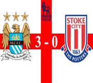 Манчестер Сити – Сток Сити (3:0) (01.01.2013) Видео Обзор