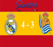 Реал Мадрид - Реал Сосьедад (4:3) (06.01.2013) Видео Обзор