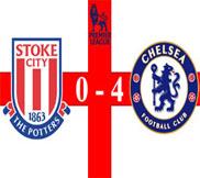 Сток Сити - Челси (0:4) (12.01.2013) Видео Обзор