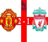 Манчестер Юнайтед - Ливерпуль (2:1) (13.01.2013) Видео Обзор